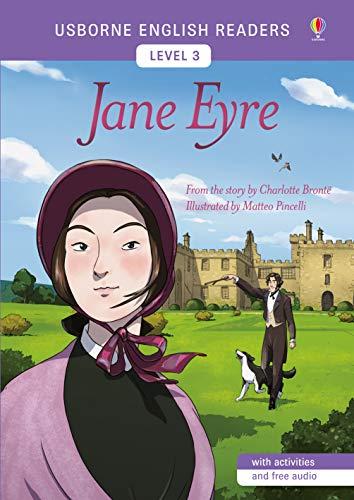 Jane Eyre (English Readers Level 3)