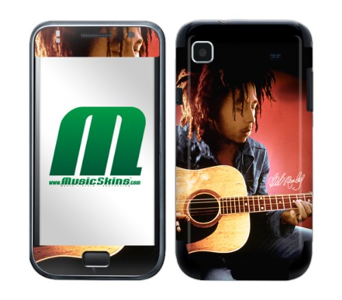 MusicSkins - Skin Protettiva per Samsung Galaxy S GT-I9000, Motivo Bon Jovi - Forever