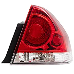 Also fits 2014, 2015 and 2016 Impala Limited models. New aftermarket units to match OEM specifications. Brightness and clarity for maximum safety Meets all safety standards, DOT stamped 1-Year Limited Warranty