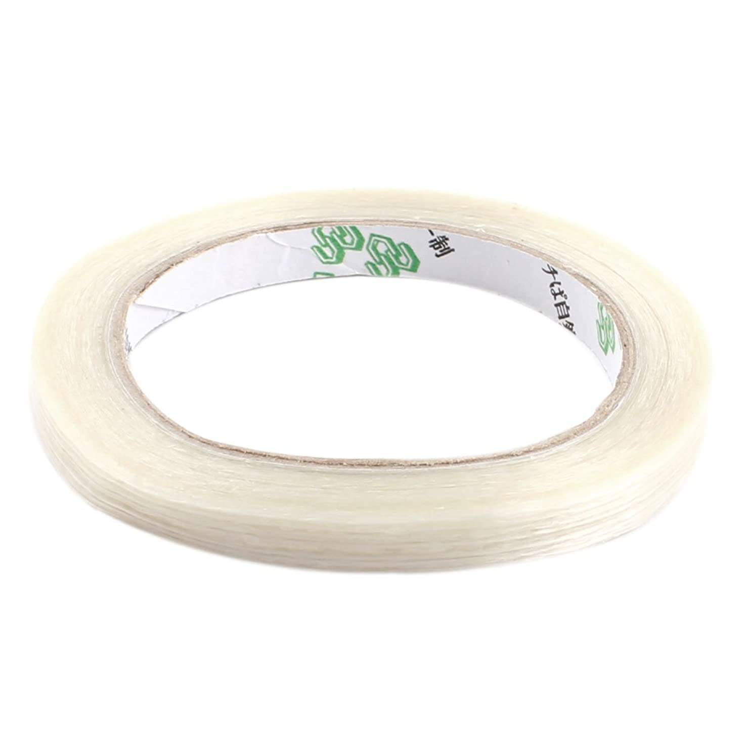 uxcell RC Model Parts 10mm Width 25meter Long Adhesive Glass Fibre Tape Roll