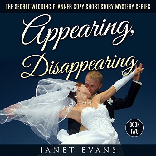Appearing, Disappearing audiobook cover art