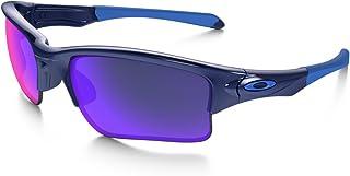 b8c5721235 Oakley Quarter Jacket Non-polarized Iridium Rectangular Sunglasses (Youth  Fit)