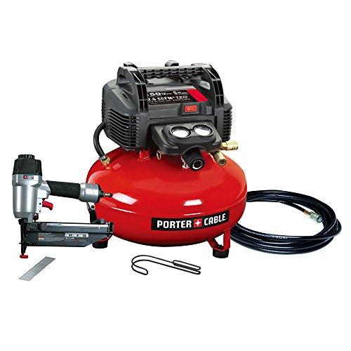 Best porter cable 6 gal pancake compressor
