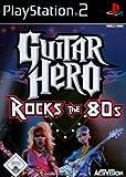 Guitar Hero Rock the 80s [Importación alemana]