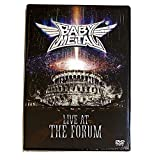 【外付け特典あり】LIVE AT THE FORUM[DVD](メーカー早期予約特典「LIVE AT THE FORUM」B3ポスター、メーカー特典「LIVE AT THE FORUM」ポストカード付)