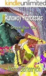 Runaway Princesses 3巻 表紙画像