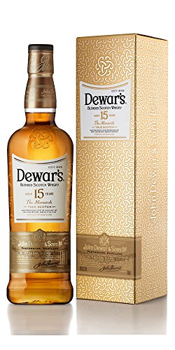 Dewar's Whisky 15 Años - 700 ml