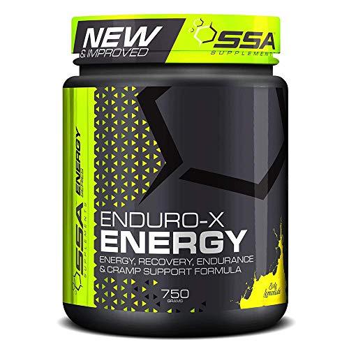 SSA Supplements Enduro-X 750G Zesty Lemonade