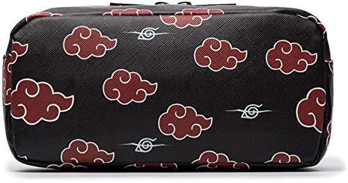Anime-Geschenk, Anime-Fan, Cosplay-Geschenke, Naruto Shippuden: Akatsuki Federmäppchen, DFRER-451 Anime-Schreibwaren-Tasche für Schule und Büro