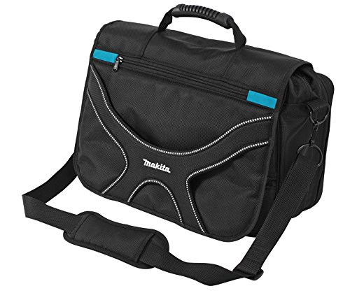 MAKITA P-72067 Pro - Bolsa para herramientas y portátil, color negro