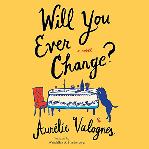 Will You Ever Change? audiobook cover art