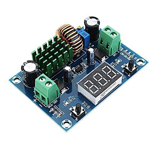 Módulo electrónico Regulador ajustable de 5V 12V 5A M291 Módulo de exhibición digital DC-DC XL4015 Equipo electrónico de alta precisión