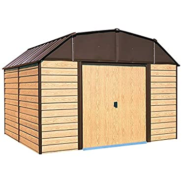Arrow Woodhaven WH109 Storage Shed, 10 by 9'