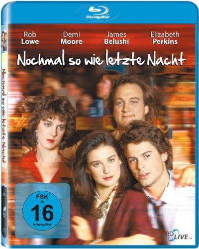 Nochmal so wie letzte Nacht [Blu-ray]