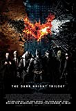 bribase shop The Dark Knight Rises Batman 2012 Poster 36 inch x 24 inch / 20 inch x 13 inch