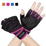 arteesol Fitness Handschuhe, Herren Damen Gewichtheber Training Sport Handschuhe für Grip...