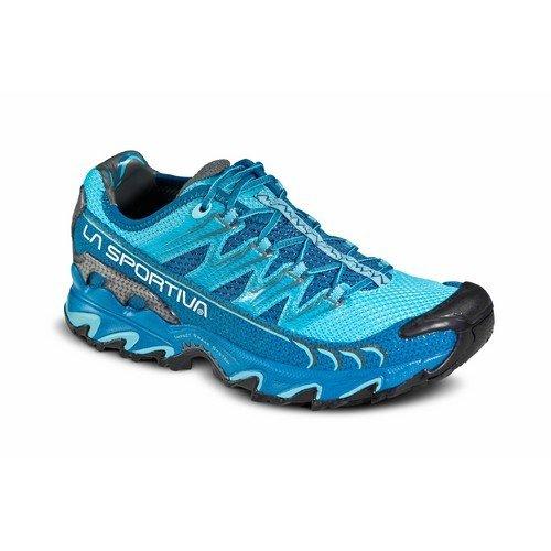La Sportiva Ultra Raptor Woman Fjord/Malibu - Deportivos de Running para Mujer
