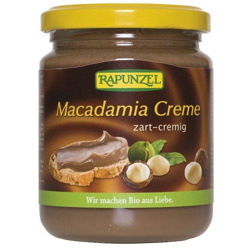 Rapunzel Macadamia Creme, 4er Pack (4 x 250g) - Bio