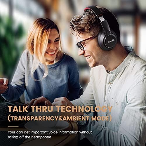Hybrid Headphones - SuperEQ S1 Bluetooth 5.0
