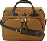 Filson Padded Laptop Bag/Briefcase Tan One Size