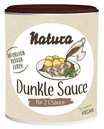 Natura Dunkle Sauce, 160 g