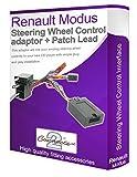 RENAULT MODUS voiture Radio adaptateur, Connectez votre Volant de commande au volant les boutons