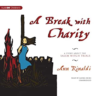A Break with Charity audiobook cover art