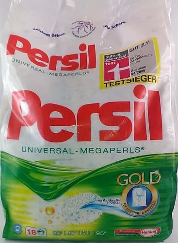 Persil Universal-Megaperls, Waschmittel, 18 WL