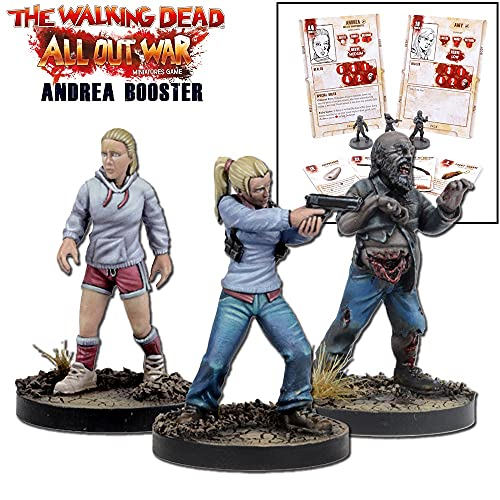 The Walking Dead: All Out War: Andrea Booster