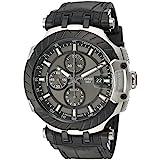 Tissot Mens T-Race Swiss Automatic Stainless Steel Sport Watch (Model: T1154272706100)