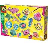 SES Creative 01354 Figura de mar de fundición y Pintura