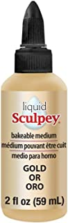 Polyform Liquid Sculpey, 2 oz, Gold