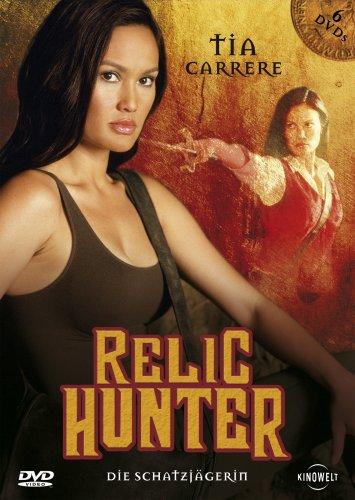 Relic Hunter - Die Schatzjägerin [Alemania] [DVD]