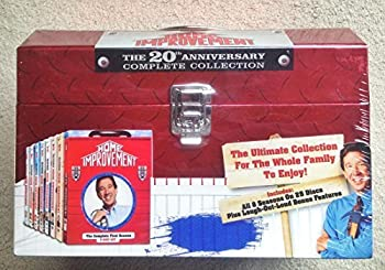 Home Improvement   Complete Series Seasons 1-8 Tool Case Collector Edition