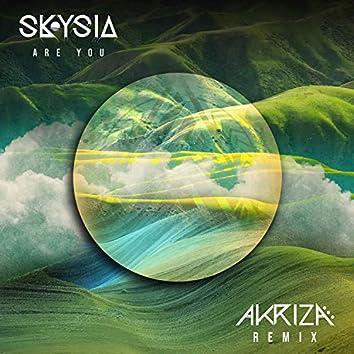 Are You (Akriza Remix) (Akriza Remix)