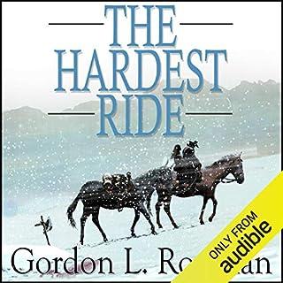 The Hardest Ride audiobook cover art