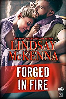 Forged in Fire (Delos Series Book 3) by [Lindsay McKenna]