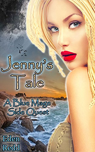 Jenny's Tale: A Blue Mage Side Quest (Blue Mage Series) (English Edition)
