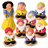 Schneewittchen und 7 Zwerge Figuren