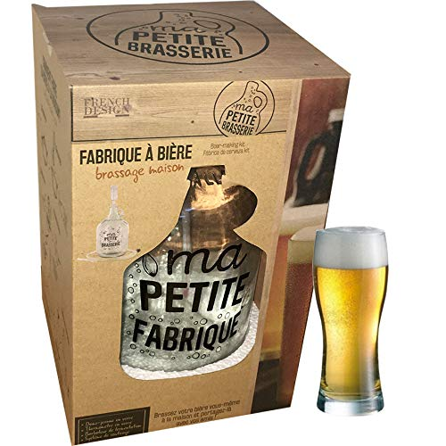 Kit de Brassage Bière - Fabrication Bière Artisanale - Pour brasser à la maison
