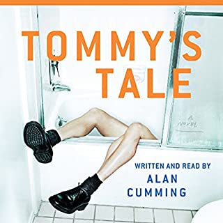 Tommy's Tale audiobook cover art