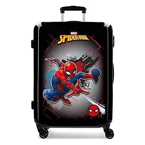 Koffer Spiderman Red harde schaal 68 cm