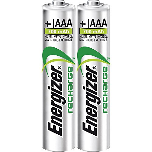 Energizer e300626500Nickel Metall-Hydrid 700mAh 1.2V wiederaufladbare Batterie/Akku