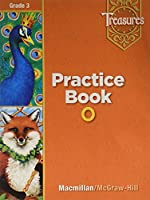 Treasures: Practice Book O, Grade 3 0021936315 Book Cover