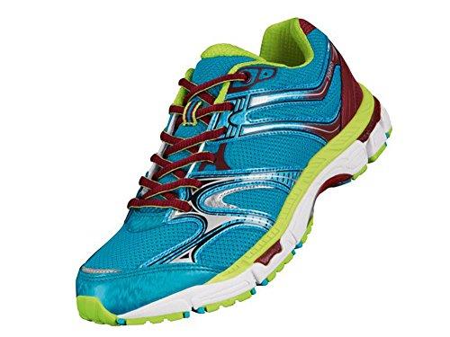 Crivit Damen Freizeitschuhe Laufschuhe Sportschuhe Atmungsaktive Air-Sponge-Sohle für EIN angenehmes Fußklima (37, Blau)