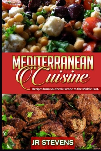 Mediterranean Cuisine: Recipes from Southern Europe to the Middle East PDF Books