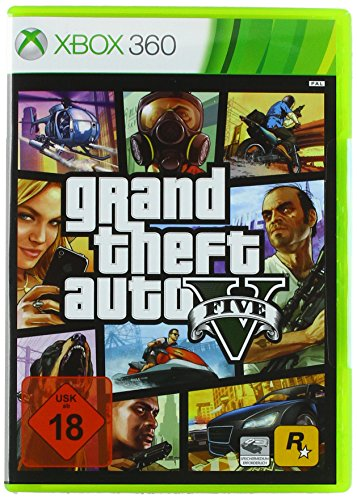Grand Theft Auto V - Xbox 360 [Edizione: Germania]