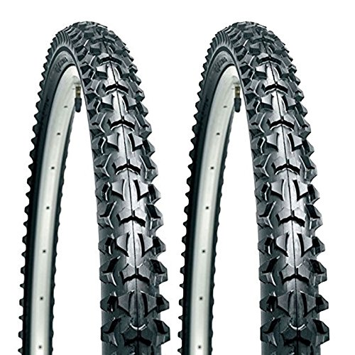 CST Eiger 26' x 1.95 Mountain Bike Tyres (Pair)