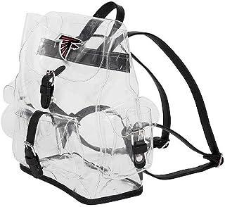 Atlanta Falcons NFL Lucia Clear Backpack