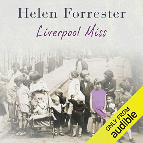Liverpool Miss audiobook cover art